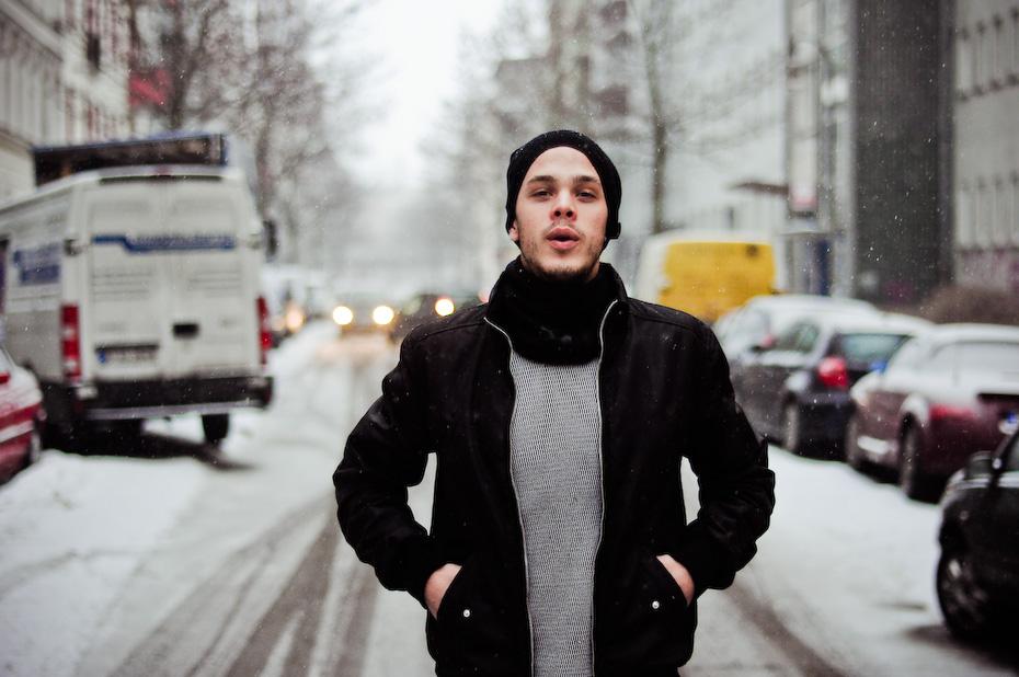 Freunde von Freunden — Levi Maestro — Host seiner eigenen Online Show, zu Gast in Berlin-Kreuzberg — http://www.freundevonfreunden.com/interviews/levi-maestro/