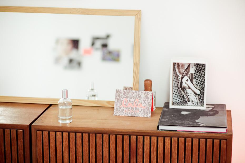 Freunde von Freunden — Leyla Piedayesh — Founder and Designer of Lala Berlin, Studio, Berlin-Mitte —