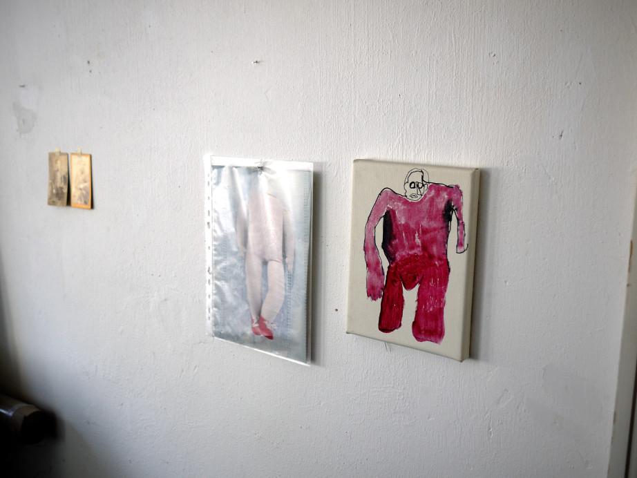 Freunde von Freunden — Liz Coleman-Link — Artist & Curator, Apartment & Studio, Sachsenhausen & Gallus, Frankfurt — http://www.freundevonfreunden.com/interviews/liz-coleman/