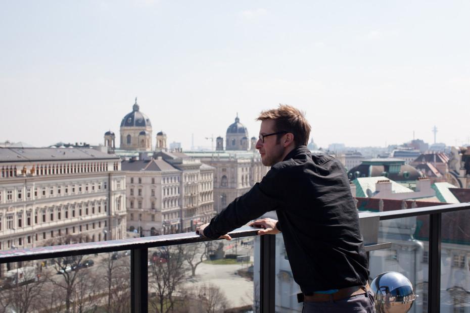 Freunde von Freunden — Lorenz Seidler — Founder of Art Platform eSel, Apartment & Studio, Margareten, Vienna — http://www.freundevonfreunden.com/interviews/lorenz-seidler/