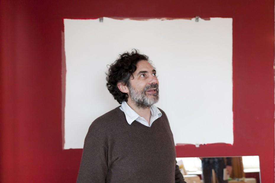 Freunde von Freunden — Lorenzo de Rita — Poet and Inventor, Apartment and Studio, Amsterdam, Zuid and Centrum — http://www.freundevonfreunden.com/interviews/lorenzo-de-rita/