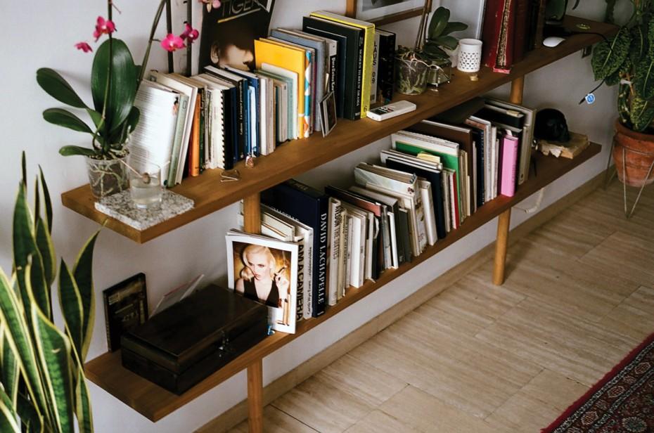 Freunde von Freunden — Marcela Gutiérrez & Miquel Polidano — Illustrator, Artist & Graphic Designer, Apartment, Eixample Dreta, Barcelona — http://www.freundevonfreunden.com/interviews/marcela-gutierrez-miquel-polidano/