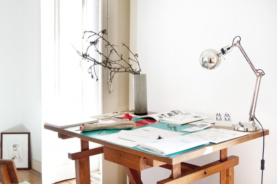 Freunde von Freunden — Marco Balesteros — Graphic Designer, Apartment, Baixa, Lisbon — http://www.freundevonfreunden.com/interviews/marco-balesteros/