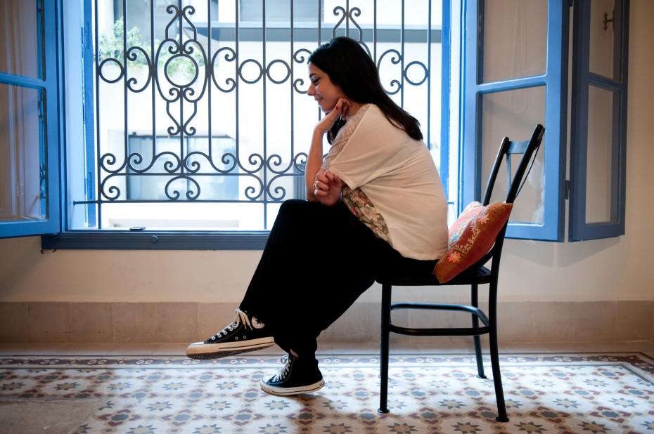 Freunde von Freunden — Maria Kassab — Designer, Artist, Apartment & Studio, Ashrafieh, Beirut — http://www.freundevonfreunden.com/interviews/maria-kassab/