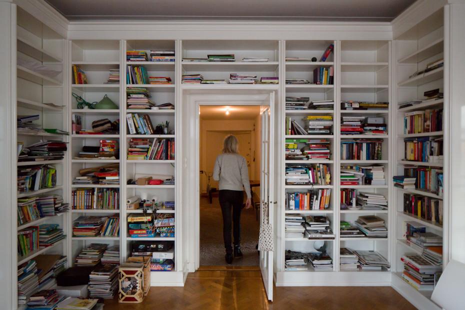 Libreria bianca ikea libreria modulare di design abaco with libreria bianca ikea amazing - Librerie componibili ikea ...