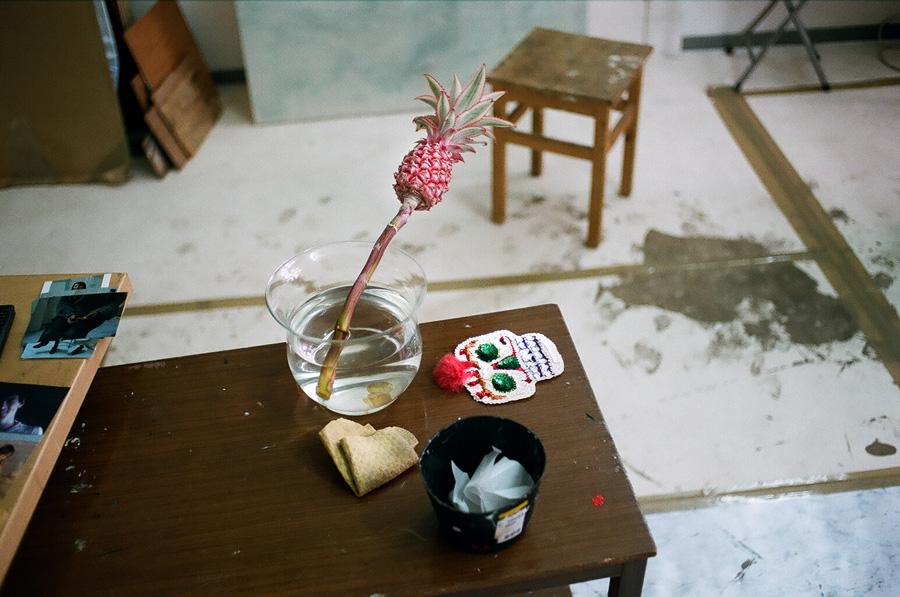 Freunde von Freunden — Marion Bataillard & Ivan Rogow — Artists, Atelier, Berlin-Moabit — http://www.freundevonfreunden.com/interviews/marion-bataillard-ivan-rogow/