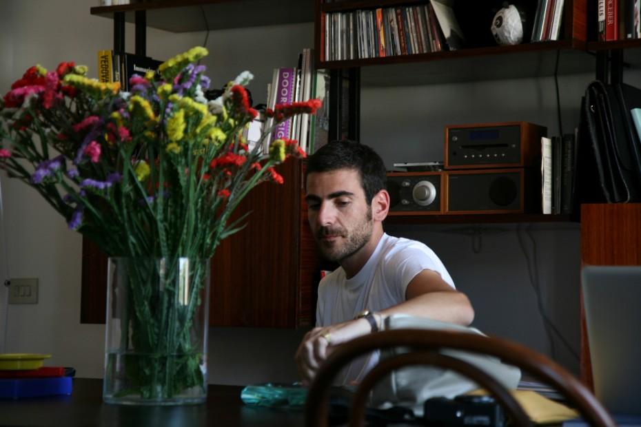 Freunde von Freunden — Massimo Cannavacciuolo — Fashion Director, Apartment, Colonne, Milan — http://www.freundevonfreunden.com/interviews/massimo-cannavacciuolo/