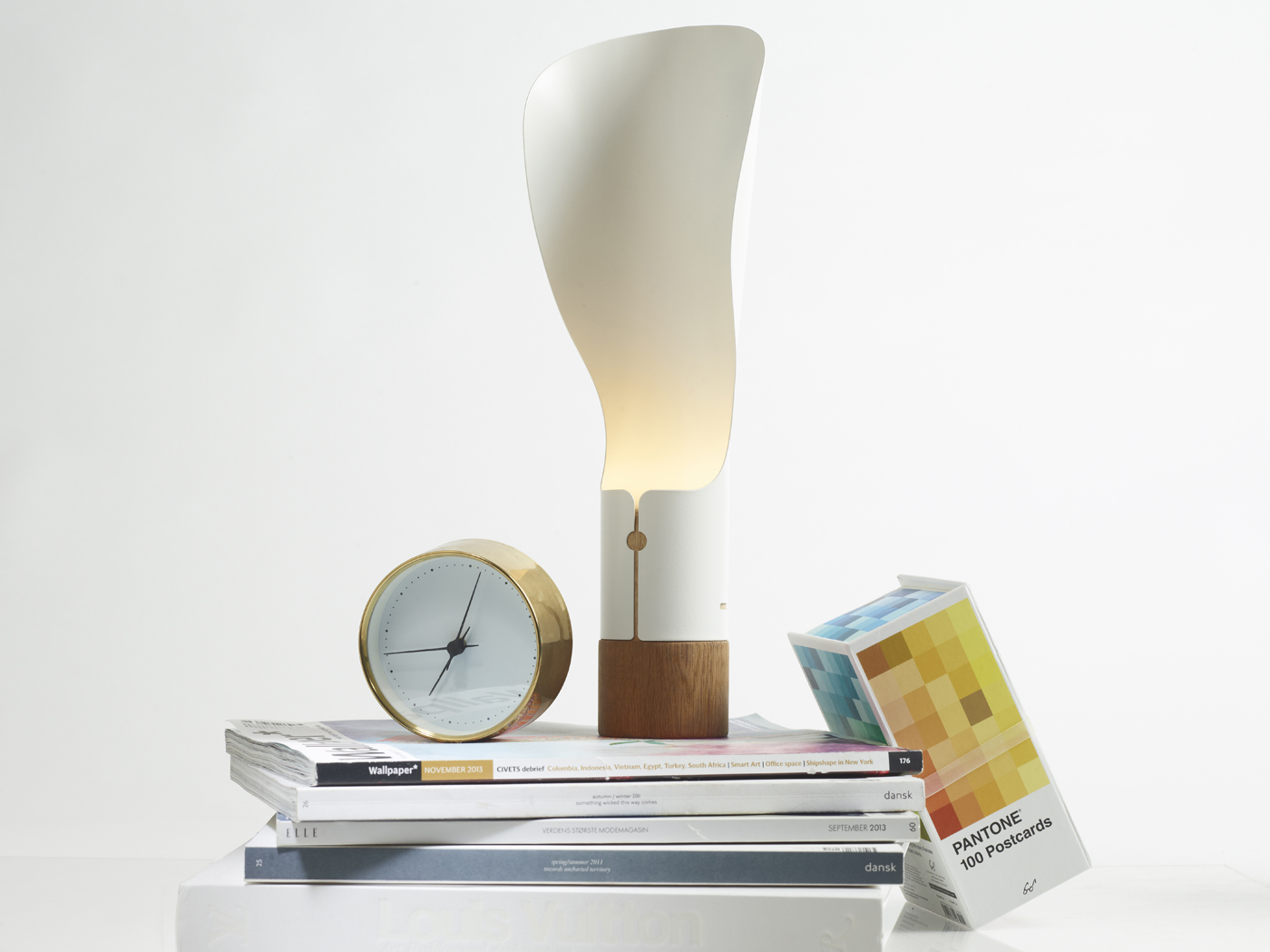 'Collar' table lamp