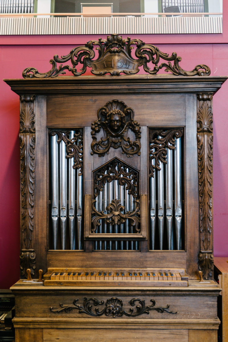 Meet bjrgvin tomasson icelands first and only pipe organ builder in the beginning it wasnt easy as you know no one is the prophet in their own country ccuart Image collections