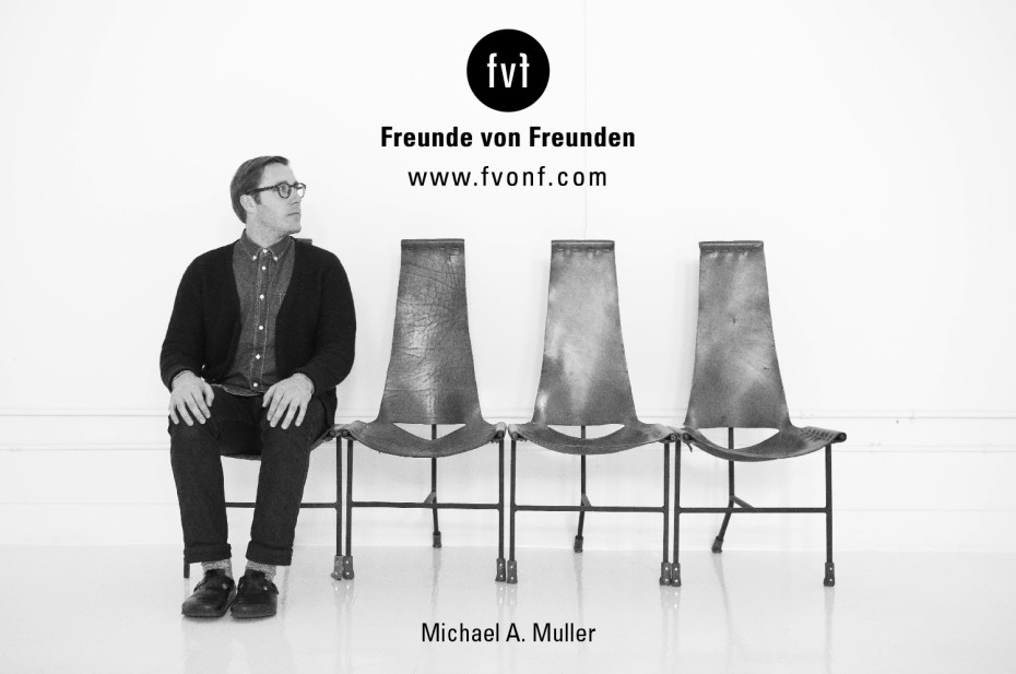meet the fvf contributors michael a muller freunde von. Black Bedroom Furniture Sets. Home Design Ideas