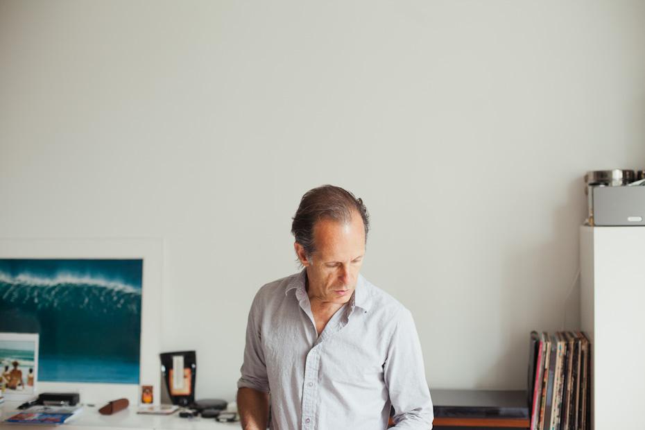 Freunde von Freunden — (English) Michael Halsband — Photographer, Apartment/Studio, Flatiron District, New York City —
