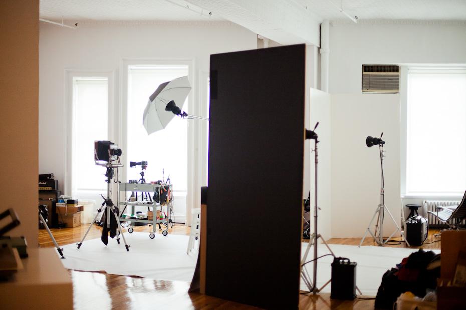 Freunde von Freunden — Michael Halsband — Photographer, Apartment/Studio, Flatiron District, New York City —