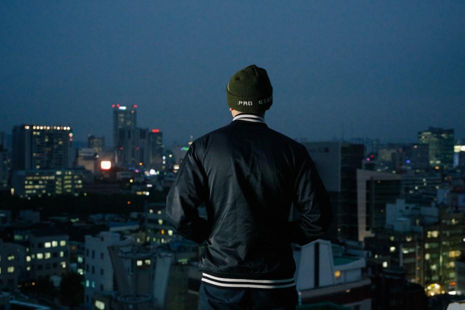 Freunde von Freunden — Min Jun Park — DJ & Producer, Studio & Shop, Jongno, Seoul — http://www.freundevonfreunden.com/workplaces/min-jun-park/