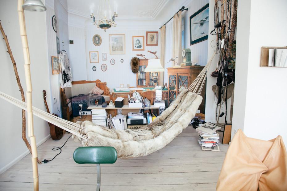 Freunde von Freunden — Mira Schröder — Exhibition Designer & BLESS Store Resident, Apartment & Store, Prenzlauer Berg, Berlin — http://www.freundevonfreunden.com/interviews/mira-schroeder/