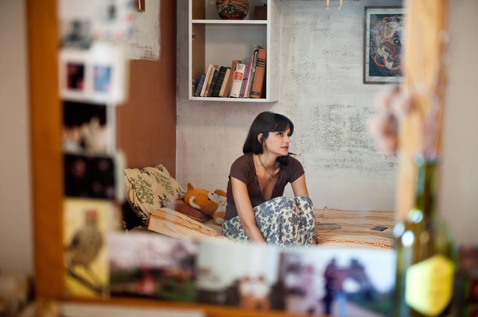 "Freunde von Freunden — Mirella ""Ella"" Salamé — Artist, Apartment & Studio, Adoinis, Beirut — http://www.freundevonfreunden.com/interviews/mirella-ella-salame/"