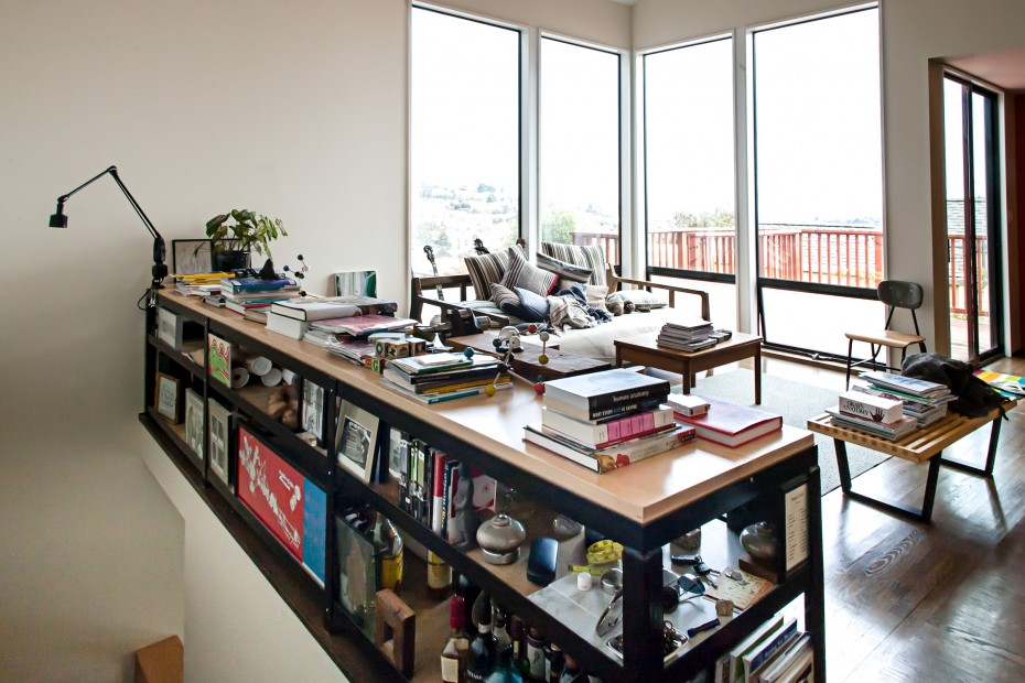 Freunde von Freunden — Nir Stern — Interface Designer and Architect, Apartment, Noe Valley, San Francisco — http://www.freundevonfreunden.com/interviews/nir-stern/