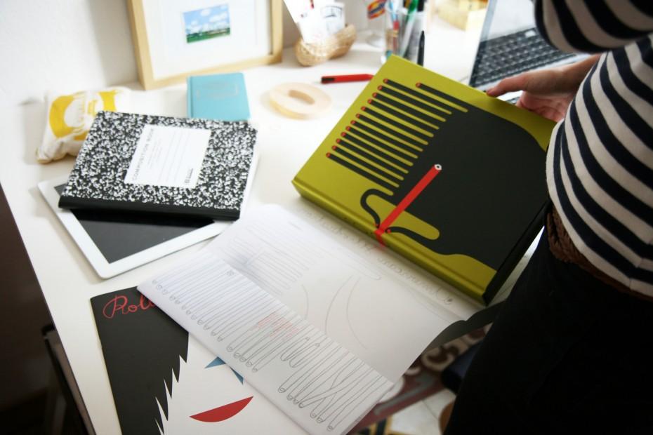 Freunde von Freunden — Olimpia Zagnoli — Illustrator, Apartment, Quartiere Navigli, Milan — http://www.freundevonfreunden.com/interviews/olimpia-zagnoli/
