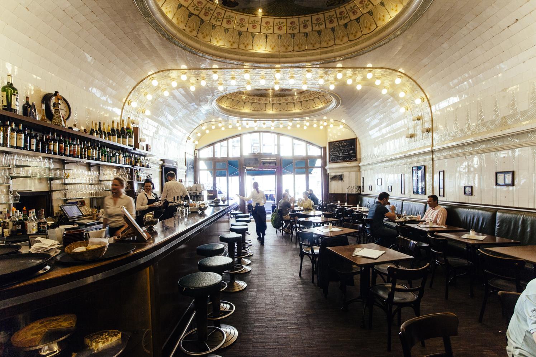 Kitchen Paris Restaurant