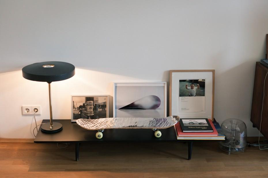 Freunde von Freunden — (English) Oskar Melzer — DJ and Entrepreneur, Apartment & Restaurant, Mitte, Berlin —