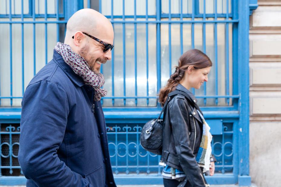 Freunde von Freunden — Patrice Bastian & Laetitia Schlumberger — Fashion Designer and Creative Director, Apartment, Office, 10ème Arr., Paris  — http://www.freundevonfreunden.com/interviews/patrice-bastian-laetitia-schlumberger/