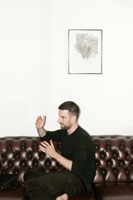 """Freunde von Freunden — Paul """"Scuba"""" Rose — DJ, Producer and Founder of Hotflush , Apartment, Neukölln, Berlin  — http://www.freundevonfreunden.com/de/interviews/paul-scuba-rose/"""