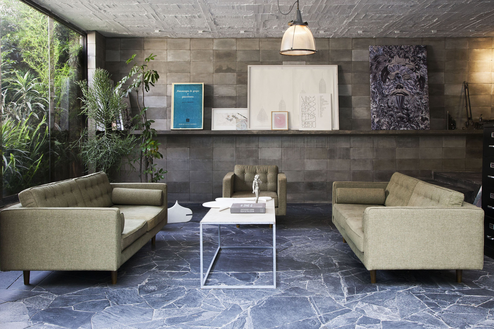 Building Beauty From Brutalism Pedro Reyes And Carla Fern 225 Ndez Freunde Von Freunden