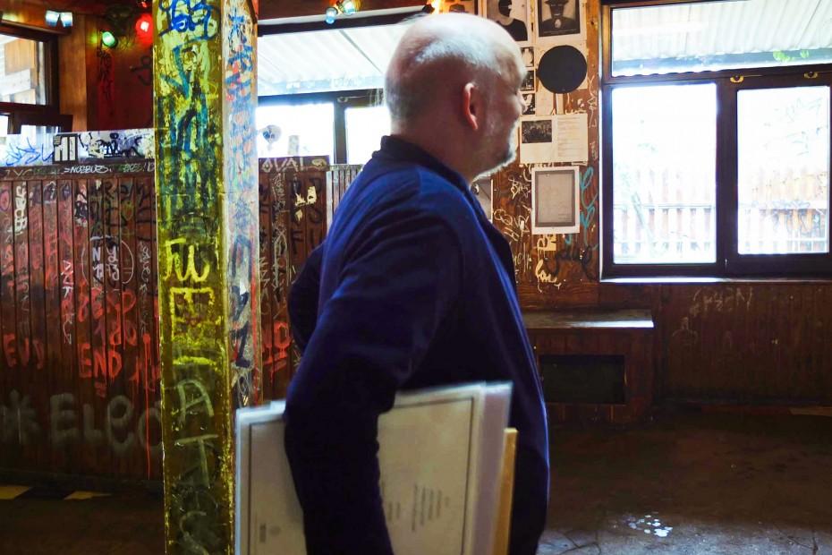 Freunde von Freunden — Ralf Köster — Booker, DJ & Legend, Club, St.Pauli, Hamburg — http://www.freundevonfreunden.com/interviews/ralf-koster/