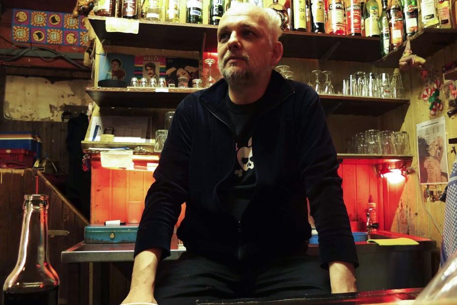 Freunde von Freunden — (English) Ralf Köster — Booker, DJ & Legend, Club, St.Pauli, Hamburg —