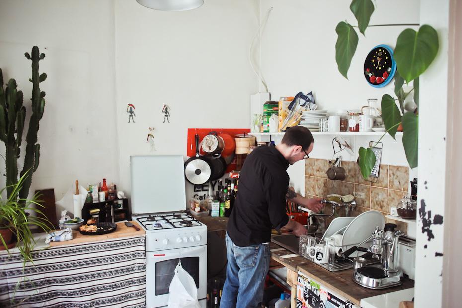 Freunde von Freunden — Raul Walch — Künstler, Apartment und Studio, Berlin-Kreuzberg —