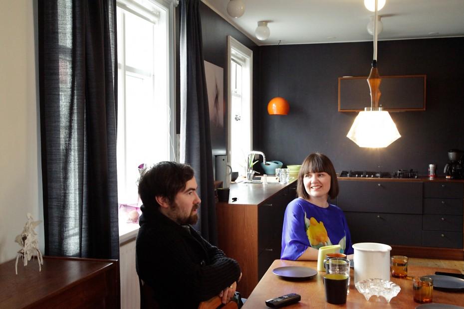 Freunde von Freunden — Roshildur Jónsdóttir & Snæbjörn Stefánsson — Product Designer, Apartment and Studio, Reykjavík — http://www.freundevonfreunden.com/interviews/roshildur-jonsdottir-and-snaebjorn-stefansson/