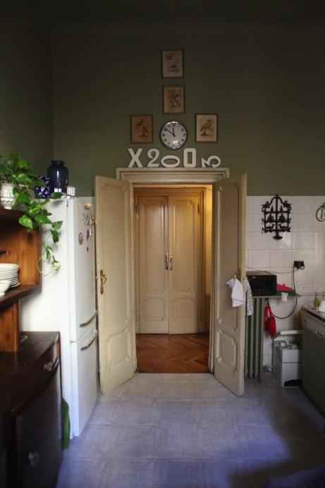 Freunde von Freunden — Rudy de Amicis — Artist, Apartment, Porta Venezia, Milan — http://www.freundevonfreunden.com/interviews/rudy-de-amicis/