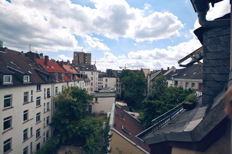 Freunde von Freunden — Sabine-Lydia Schmidt — Record Label Owner, Apartment, Gutleutviertel, Frankfurt — http://www.freundevonfreunden.com/de/interviews/sabine-lydia-schmidt/