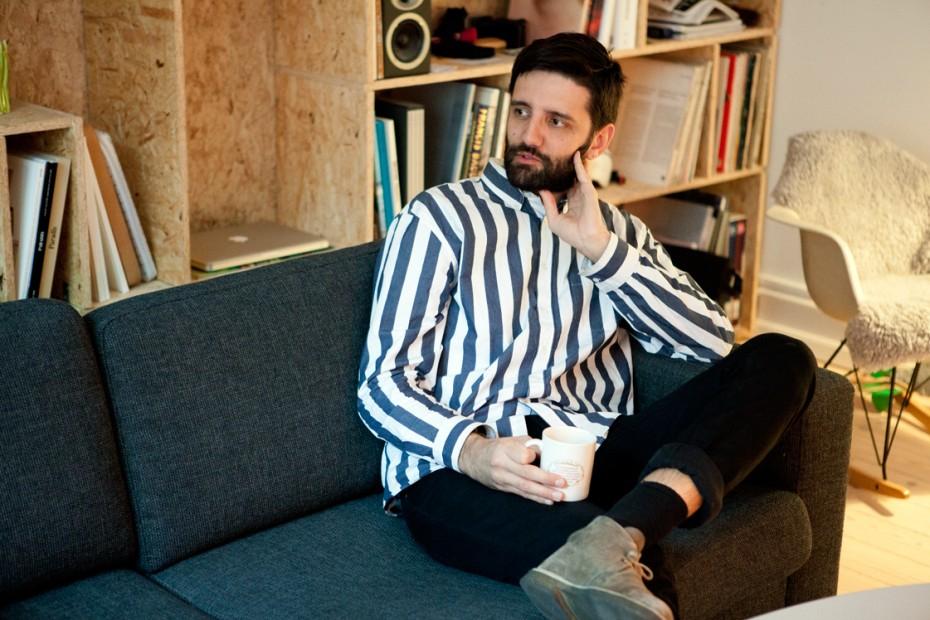 Freunde von Freunden — (English) Sacha Maric — Photographer, Apartment, Copenhagen-Vesterbro —