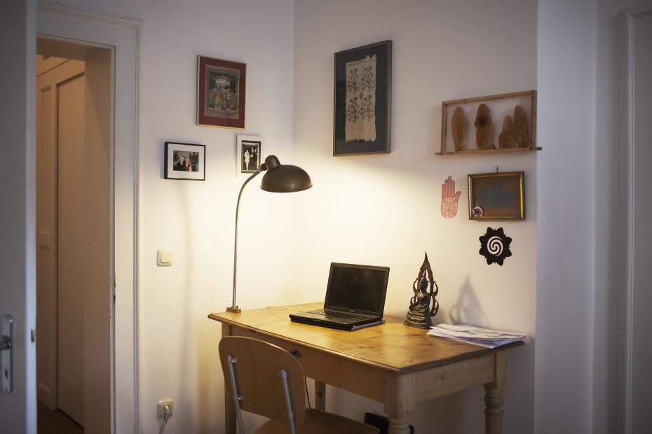 Freunde von Freunden — Sandra Forster — Entrepreneur and Gastronomer, Apartment, Glockenbachviertel, Munich  — http://www.freundevonfreunden.com/interviews/sandra-forster/