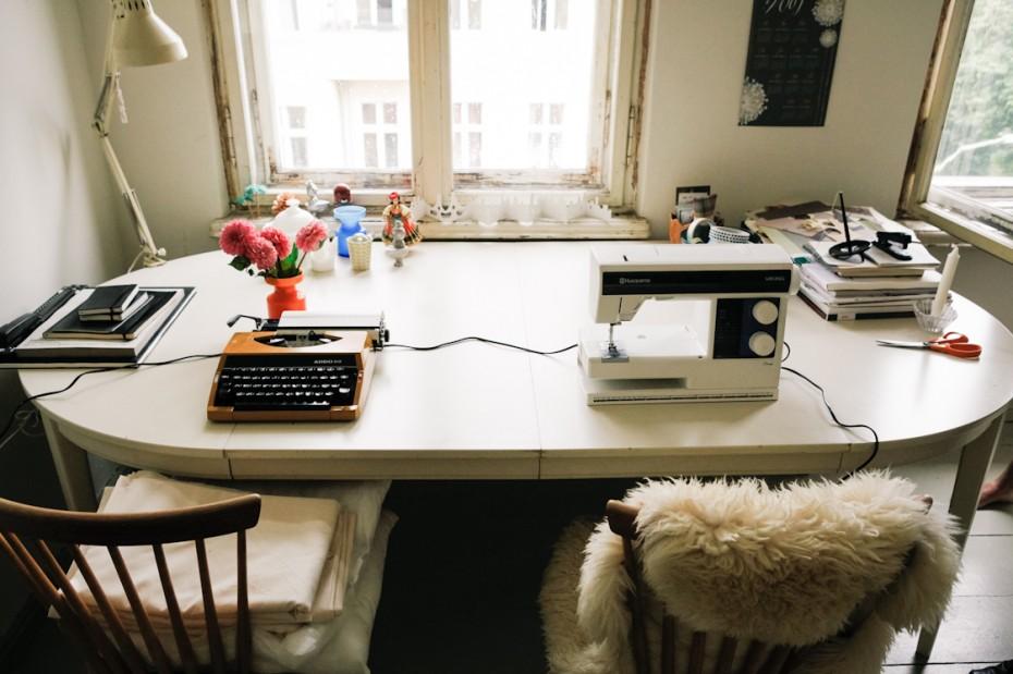 Freunde von Freunden — Sandra Juto & Johan Pergenius — Illustrator & Graphic Designer, Apartment, Friedrichshain, Berlin — http://www.freundevonfreunden.com/interviews/sandra-juto-johan-pergenius/