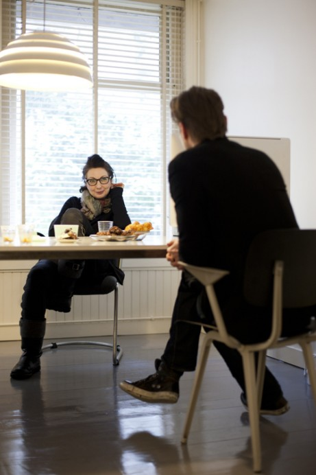 Freunde von Freunden — Sanne Peper & Michaël Snitker — Photographer and Graphic Designer, Apt. and Studio, Amsterdam-De Pijp — http://www.freundevonfreunden.com/interviews/sanne-peper-and-michael-snitker/