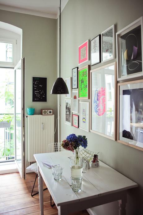 Freunde von Freunden — Sarah Illenberger — Illustratorin, Apartment, Berlin - Prenzlauer Berg —