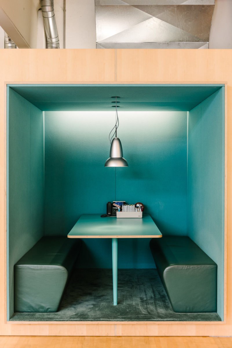 Let S Retreat To A Meeting Box