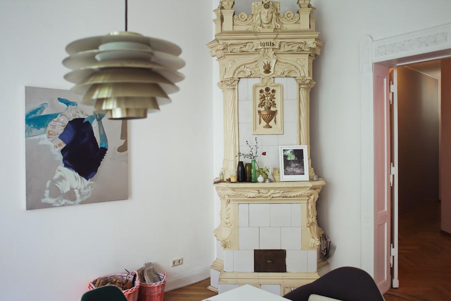 Freunde von Freunden — Silke Neumann — Agency owner, Apartment, Berlin-Moabit — http://www.freundevonfreunden.com/de/interviews/silke-neumann/