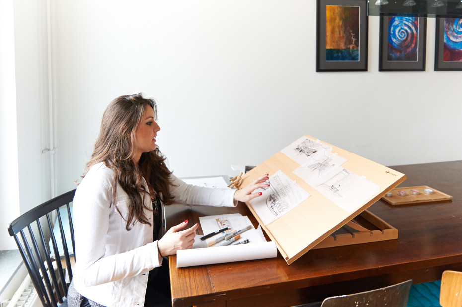 Freunde von Freunden — Stephanie Akkaoui Hughes — Architect, Apartment, The Jordaan, Amsterdam  — http://www.freundevonfreunden.com/interviews/stephanie-akkaoui-hughes/