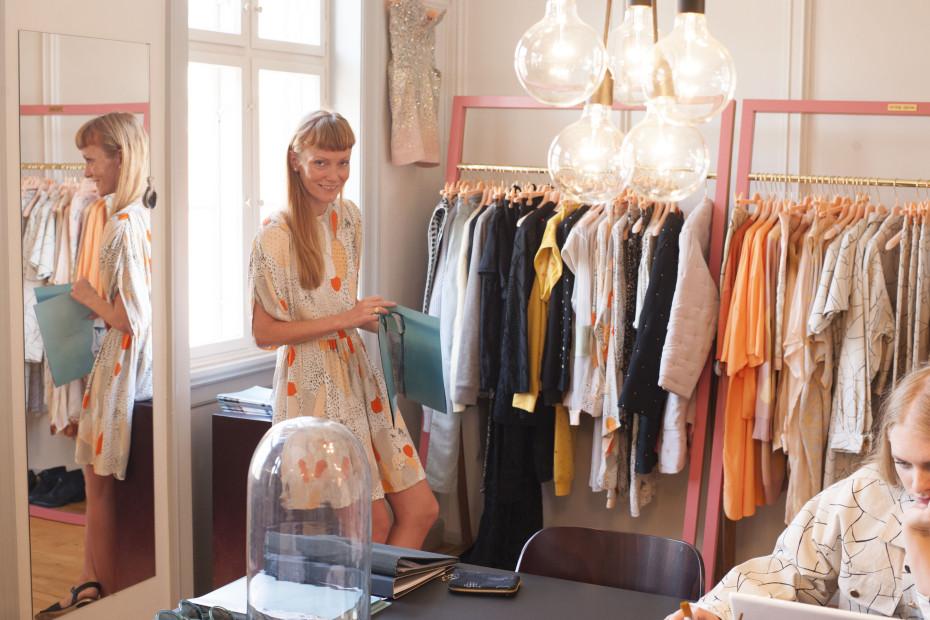 Stine goya freunde von freunden Jana style fashion design