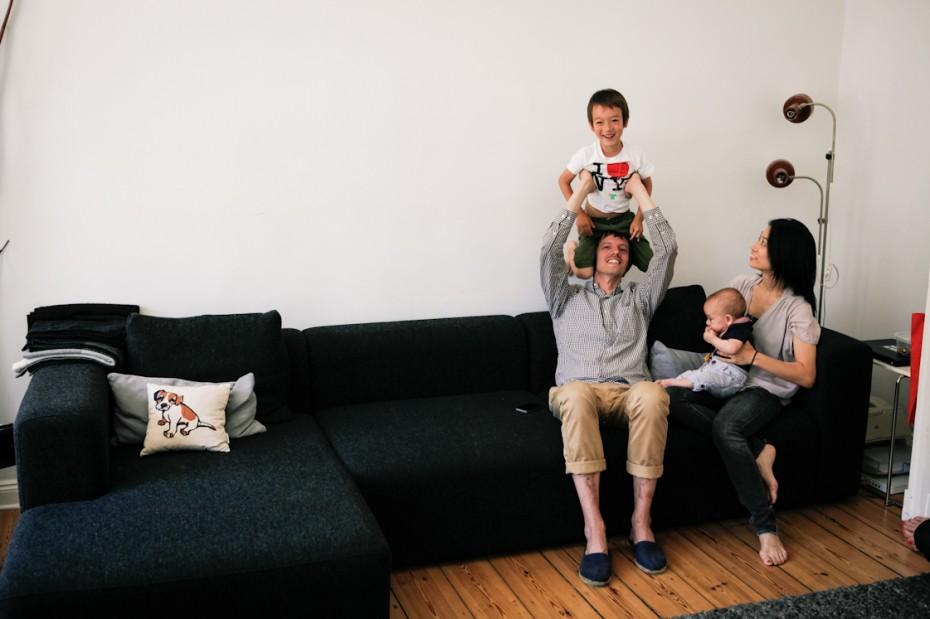 Freunde von Freunden — Sven Hausherr — Graphic Designer, Apartment, Mitte, Berlin — http://www.freundevonfreunden.com/interviews/sven-hausherr/