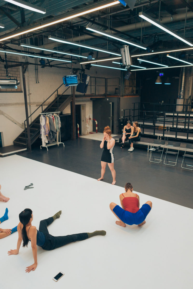 Could choreography and club culture revive the Berlin