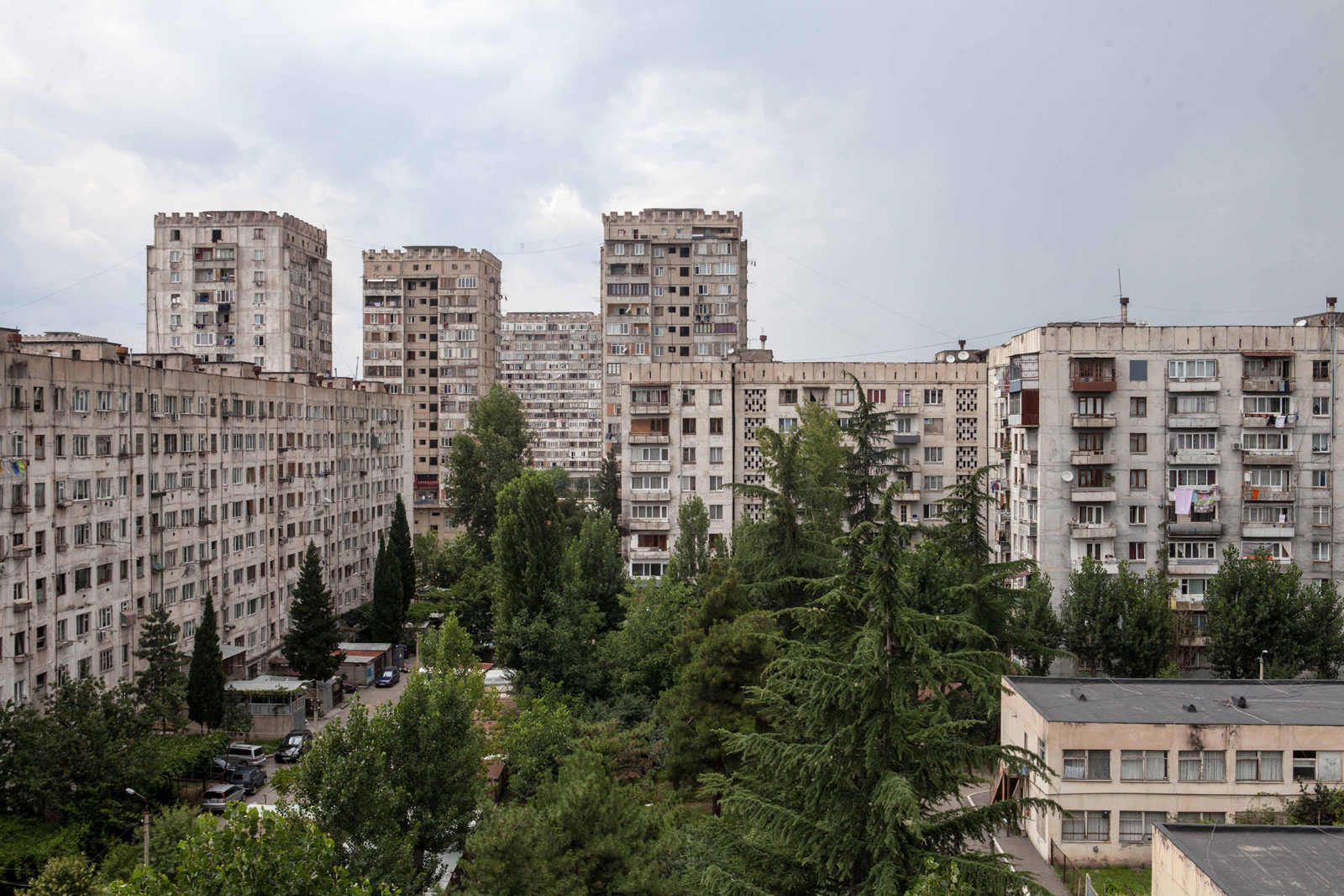 a discourse on urban informality in georgia s capital and why