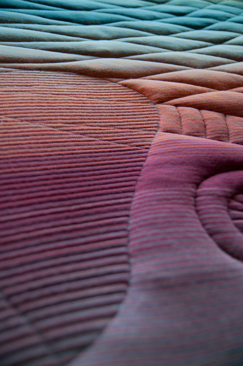 BYBORRE 3D knit Innovation - photo by studio Byborre