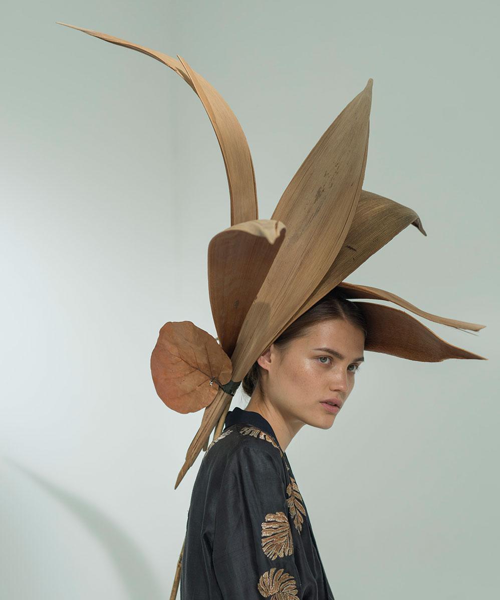 Lina Langford for Brigitte Magazine