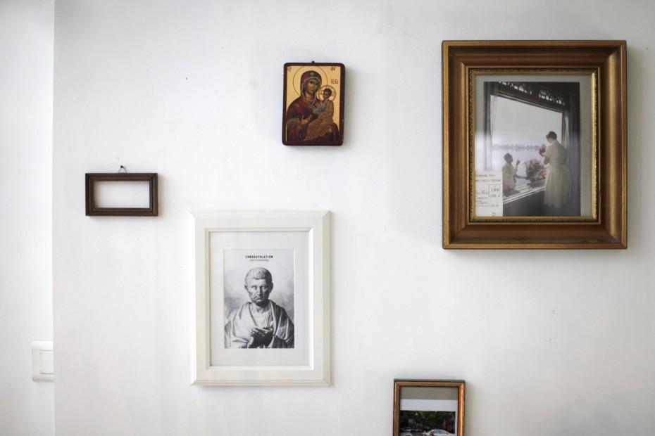 Freunde von Freunden — Théo Gennitsakis — Graphic Designer, Apartment, 10ème arrondissement, Paris — http://www.freundevonfreunden.com/interviews/theo-gennitsakis/