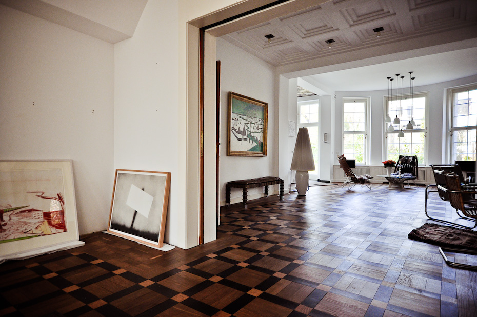 Freunde von Freunden — Thomas Andrae — Galerist und Kunstsammler, Muthesius-Villa, Berlin-Grunewald — http://www.freundevonfreunden.com/de/interviews/thomas-andrae/
