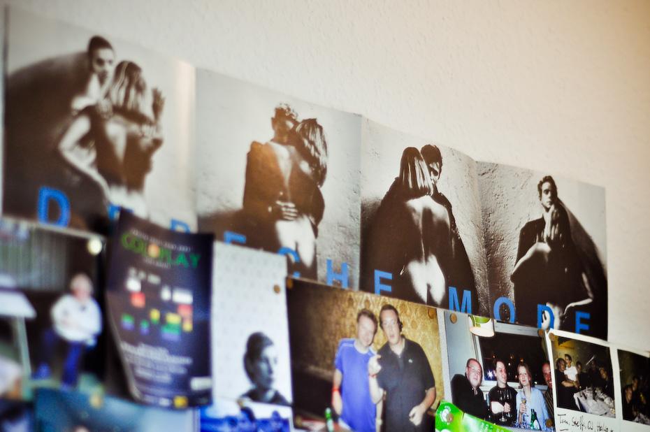 Freunde von Freunden — Tim Dobrovolny — Fotograf und Musik-Manager, Apartment and Studio, Berlin-Prenzlauer Berg — http://www.freundevonfreunden.com/interviews/tim-dobrovolny/
