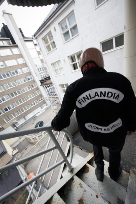 Freunde von Freunden — Tomi 'Freeman' Friman — Designer & Entrepreneur, Studio, Helsinki — http://www.freundevonfreunden.com/interviews/tomi-freeman-friman/